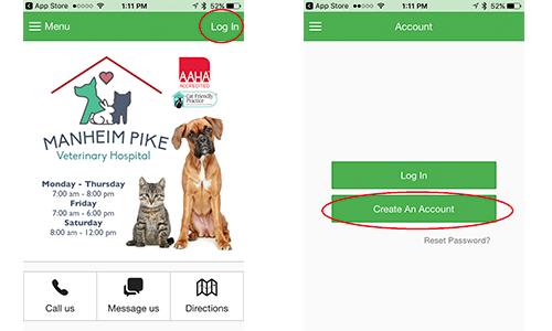 Our App - Manheim Pike Veterinary Hospital