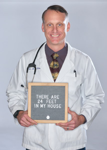Dr. Steed - Our Team